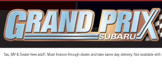 Grand Prix Subaru